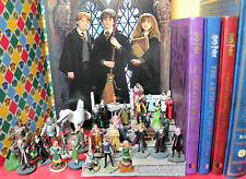 DeAgostini HARRY POTTER Statue Figure Display Stand Bookend Hogwarts Diorama