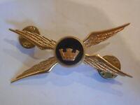 distintivo brevetto da pilota militare di elicotteri 60mm