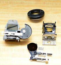 Nikon 50i Microscope Field Aperture Assembly and Trans Illumination Components