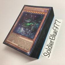 Yugioh Perfect Kozmo Deck! Farmgirl Tincan Strawman Dark Destroyer Dark Planet