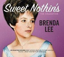 SWEET NOTHIN'S - BRENDA LEE - 2 CD set - NEW  {CD}