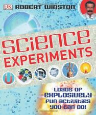 Science Experiments,Robert Winston
