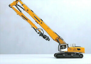 """Conrad 2205 Liebherr R 960 Demolition Excavator 1:50 """"NEW"""""""