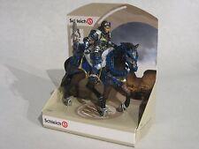 SCHLEICH 72027 -- Exklusiv Drachenritter zu Pferd mit Lanze - Ritter Figur
