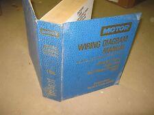 Ford 1988 Motor Wiring Diagram Manual General Motors book AC Heater Vacuum
