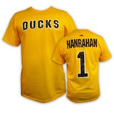 SLAP SHOT Movie Officially Licensed  T-shirt  DUCKS  #1 HANRAHAN