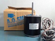 A. O. SMITH MODEL F48G29A01 AC Electromotor  3/4 HP 1075 RPM  #5B700