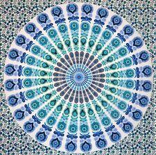 Boho Mandala Wall Hanging Tapestry Home Decor Queen Size Bedspread Beach Sheet