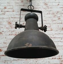 Lampe Industrielampe Retro Vintage Design Hängeleuchte shabby Pendelleuchte Ø32