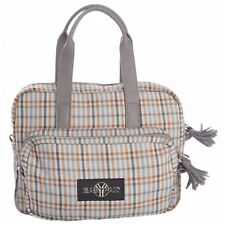 EASTPAK AUTHENTIC COLLECTION KNOWLEDGE CHECKS WEAVE BAG - NEW - 25,000+ FEEDBACK