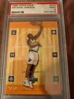 1998-99 Upper Deck #315 Antawn Jamison ROOKIE RC PSA 9 Graded Basketball Card
