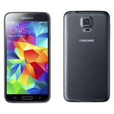 Samsung Galaxy S5 Mini G800F - 16GB - Schwarz (Ohne Simlock) Smartphone