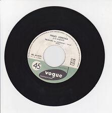 PRIMO CORCHIA Vinyle 45T SERENADE AU PRINTEMPS Musette VOGUE 12171 F Réduit RARE