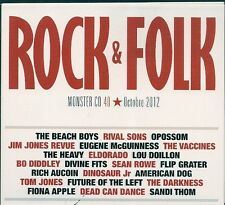 CD COMPIL 24 TITRES--ROCK & FOLK VOL° 40--BEACH BOYS/OPOSSOM/THE HEAVY/DINOSAUR