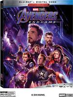 Avengers: Endgame [New Blu-ray] 2 Pack, Ac-3/Dolby Digital, Dolby, Dig
