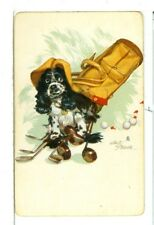 "Single Vintage Playing Card Artist A Staehle ""Butch"" Listed as ST-1-13 A"