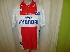 """Hamburger SV Original uhlsport Heim Trikot 1997/98 """"Hyundai"""" Gr.M"""