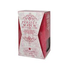 Lechat Perfect Match UV Gel + Nail Polish PMS190 Cherry Bomb 0.5oz