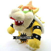 SUPER MARIO BROS. BOWSER PELUCHE GRANDE plush doll new 2 pupazzo gioco party 10