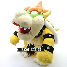 Super mario Bros.. bowser plush large plush doll new 2 snowman game