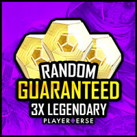 Outriders - 3x Random Legendary Items - CT15 / LV50 - PC/PS4/PS5/Xbox One/X
