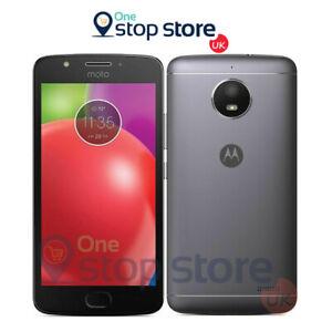Motorola Moto E4 Grey XT1761 -16GB 4G Finger Print Unlocked Android Smartphone
