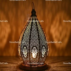 Moroccan Decor Lamps Oriental Arabian Lights Lamp Turkish Handmade Wedding Gift
