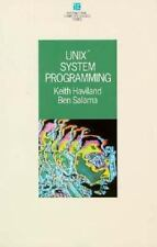 Unix System Programming (International Computer Science Series)