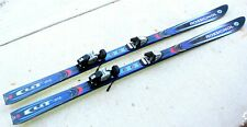 New listing Rossignol Cut 10.4 Downhill Skis 170cm with Rossignol Fd 60 bindings