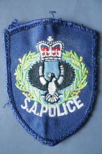 Patch- S A POLICE PATCH, New* 8x6 cm