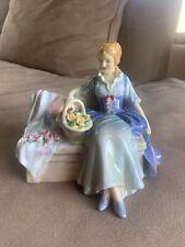 Very Rare Royal Doulton Figurine Midsummer Noon Hn 1900