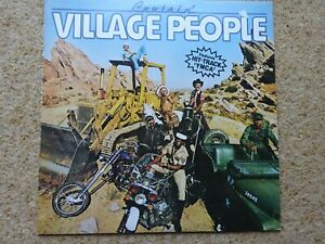 Village People - Cruisin' (YMCA )  Vinyl LP