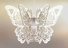 Lampadario Lampada a Sospensione Design Farfalla Soffito Arredamento