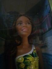 Barbie water play Nikki Doll Lemonade Swimsuit New Mattel Barbie Beach Swimsuit