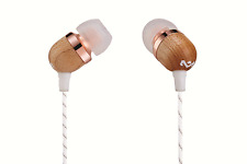 House of Marley Smile Jamaica In Ear Headphones with 1 Button Control & Mic