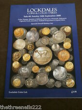 LOCKDALES COINS & COLLECTABLES AUCTION #68 - SEPT 14 2008 - 2086 LOTS