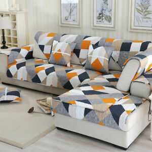 New Stretch Elastic Fabric Sofa Cover Sectional Corner Couch Covers LOT SIZES