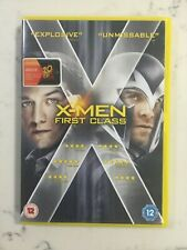 DVD - X-MEN First Class - Marvel (rated 12)