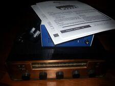 harman kardon solo ta-10 sinto amplificatore valvolare tuner amplifier rarità