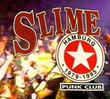 SLIME - LIVE PUNK CLUB  CD NEUF