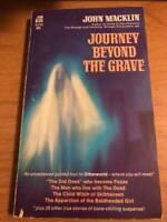Journey Beyond The Grave by John Macklin 1970 Ace Pulp Supernatural Thrills