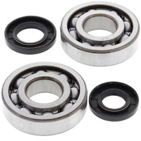 Crankshaft bearing and seal kits For 1996 Kawasaki KX250~All Balls 24-1010