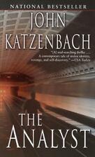 The Analyst Katzenbach, John Mass Market Paperback
