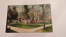 Postcard Peoples Hospital Savre PA vtg 1900s Pre-Linen Pennsylvania