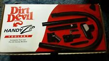 Dirt Devil Handy  Tool Set - Boxed New - Royal