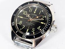 Vostok Amphibian Antimagnetic USSR Soviet Vintage Diver Watch