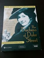 The Duchess of Duke Street - The Complete Collection (DVD, 2012,10-Disc Set) BBC