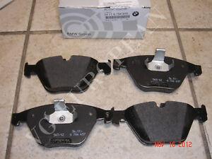 BMW E60 5-Series Genuine Front Brake Pads,Pad Set 530i 528i 525i NEW Original