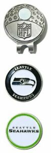 Seattle Seahawks Cap Clip With 2 Markers