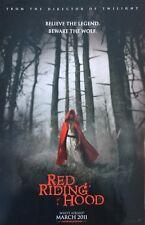 RED RIDING HOOD Movie Poster - Horror Werewolf Medium 11x17 Print - Seyfried